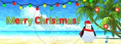 ZING Banner! Animated TpT Quote Box Banner for your TpT Store! Mr. and Mrs. Rooster - Merry Christmas Animated Banner (Zing Banners)