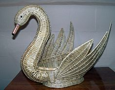 Сувениры - Лебедь-ваза