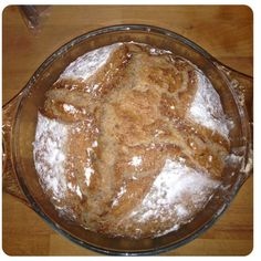 Rezept Dinkel-Roggen Brot von PuggleTyson - Rezept der Kategorie Brot & Brötchen