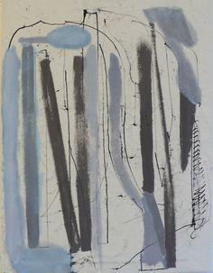 vincenthawkins:    vincent hawkins  acrylic on unprimed canvas