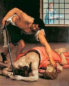 Daniele da Volterra - Beheading of John the Baptist