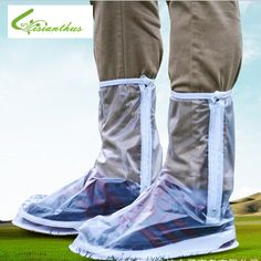 In Stock New High Quality Rainproof Shoes Cover Motorcycle Waterproof Rain Boot Covers Rubber Fashion Rain Shoes Cover Men   XXL-in Shoe Racks & Organizers from Home & Garden on Aliexpress.com | Alibaba Group