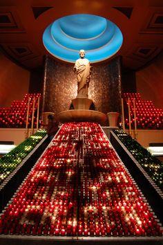 St Joseph's Oratory, Montreal, Canada