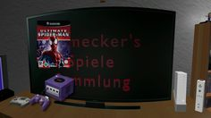 Gameplay : Ultimate Spiderman [GameCube]