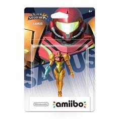 Nintendo Amiibo Samus