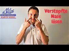 Verstopfte Nase lösen durch diese Massagetechniken - YouTube Fitness Workouts, Health And Beauty Tips, Beauty Hacks, Health Fitness, Peace, Youtube, Congested Nose, Sore Neck Muscles, Acupressure