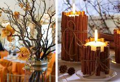 outono, decoração de mesas - Pesquisa Google - ARRANJOS DE OUTONO, Loja de Móveis Masotti www.masotti.com.br800 × 554Pesquisar por imagens Decoração charmosa para a mesa de jantar.