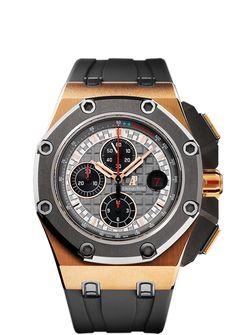 Royal Oak Offshore Chronograph Michael Schumacher, Watch Reference 26568OM.OO.A004CA.01