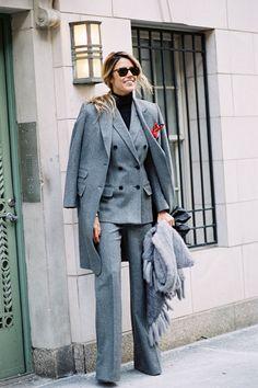 Vanessa Jackman: New York Fashion Week AW 2015....Martha