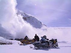 Snowmobile Safari  Winter Tours to Iceland