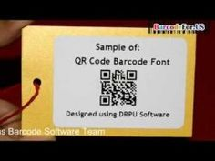 In this video you'll understand how to create QR barcodes using DRPU Barcode Label Maker Software. This program has two designing mode Barcode setting and Barcode designing view to create bar code label. You create barcode labels using barcode setting mode with option to set bar height and density with different margins. You can modify created barcode images using General, font, image and color option.Design your own style barcode labels using Barcode Designing view mode.