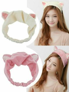 Girl's Hair Accessories Rapture Korea Fabric Bunny Hair Bands Rabbit Ears Hairband Flower Crown Headbands For Girls Hair Bows Hair Accessories D Goods Of Every Description Are Available Apparel Accessories