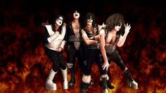 Dallas, Oct 26: Free: Kiss Tribute Rock and Roll Over