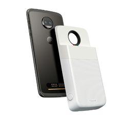 Para compartir imágenes al momento Motorola Mexico lanza en el pais el nuevoPolaroid Insta-Share Printer Moto Mod. El mismo es posible utilizarlo con cualquier dispositivo de la Familia Moto Z, in…
