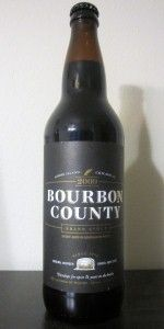 Goose Island - Bourbon County Imperial Stout.  One of the best expressions of the style.  This one got me hooked.