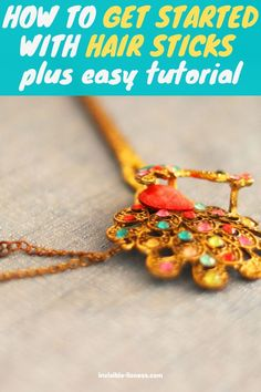 Learn how to make hair stick hairstyles and learn why hair sticks are the knees bees here! Easy Hairstyles For Long Hair, Down Hairstyles, U Shaped Hair, Grow Long Hair, Japanese Hairstyle, Asian Hair, Super Hair, Hair Sticks, Bad Hair Day