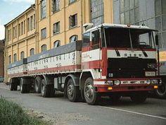 •♥• SISU •3♥65• #SISU_8x_Old_Truck  #SISU_C379 Large Truck, Semi Trailer, Tow Truck, Classic Trucks, Heavy Equipment, Cars And Motorcycles, Finland, Tractors, Scandinavian
