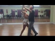 Advanced Foxtrot Routine 6/27/16 class reviewi - YouTube
