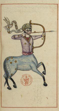 Astronomy Manuscript-Catalogue des étoiles fixes , par ʿAbd al-Raḥmân al-Ṣoûfî, ʿABD AL-RAḤMĀN ibn ʿUmar al-Ṣūfī (Abū al-Ḥusayn),  1701-1800