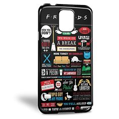 Friends Tv Cover Collage for Iphone and Samsung Case (Samsung S5 Black) Friends tv show http://www.amazon.com/dp/B015KJNTGW/ref=cm_sw_r_pi_dp_IaV.vb134HF7G