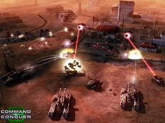 Download Command and Conquer 3 Tiberium Wars