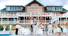 Beach House Rentals for Weddings and Special Events Outer Banks NC