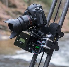 Picture of 3D Printed, Ultralight, 3-axis Modular Time-Lapse Motion Control System