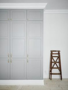 Hallway ideas closet bedroom, built in wardrobe и wardrobe doors. Wardrobe Doors, Bedroom Wardrobe, Built In Wardrobe, Closet Doors, Closet Shelves, Wardrobe Closet, Room Closet, Hallway Closet, Upstairs Hallway