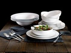 Bianco dinner set from Next