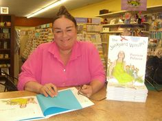 The most wonderful children's author EVER- I love each and every one of Patricia Polacco's books.