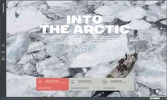 Into the Arctic by Greenpeace