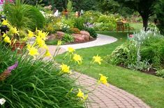 great perennial gardens