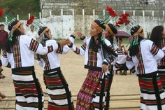 Traditional Costumes of mizo tribes of Mizoram