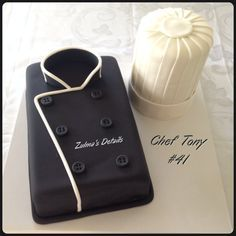 chef hat cake - Google Search
