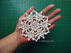 Quilling by Ada: Steluta