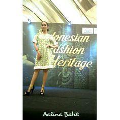 Simple Romantic Batik Dress... Cantik untuk menemani hari2 Anda...  Dapatkan hanya di: SMS /WA +6281326570500, BBM 5B54D9C1 & D0503885, Path Aalina Batik, Line Aalina Batik, IG @aalinabatik, FB Aalina Batik.