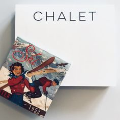 Chalet Season in full effect. Heading north this weekend? Our CHALET noteblock makes the perfect Or perhaps the perfect accessory to complete your Women's Day Apres Ski soiree. In Full Effect, Custom Journals, Ski Season, Apres Ski, Personalized Stationery, Hostess Gifts, Ladies Day, Notes, Seasons