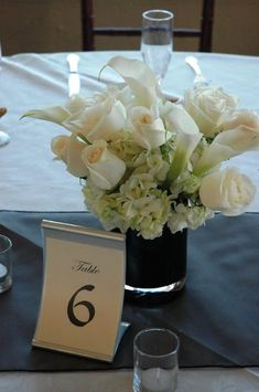 roses, calla lillies and hydrangeas, these are the 3 flowers that scream vintage! Calla Lily Centerpieces, Centerpiece Decorations, Wedding Centerpieces, Wedding Table, Wedding Favors, Wedding Decorations, Wedding Ideas, Centrepieces, Wedding Themes