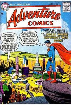 Adventure Comics 232 - Curt Swan