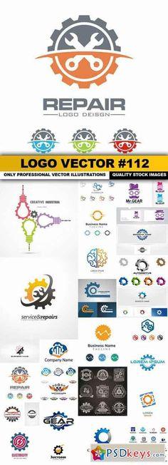 Logo Vector #147 - 25 Vector | Лого без категории | Logos