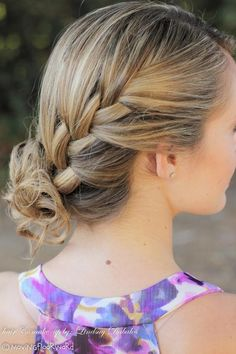pretty hairstyle - Hairstyles and Beauty Tips