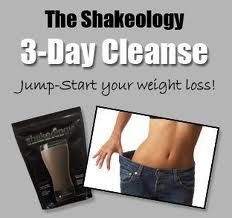 How i jump start my fitness...3 day cleanse