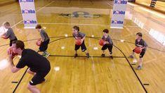 NBA Coach Jon Babul work on how to best use the pivot foot. Basketball Drills For Kids, Outdoor Basketball Court, Basketball Workouts, Basketball Shooting, Kids Soccer, Basketball Coach, Basketball Uniforms, Nba Coaches, Teaching Kids