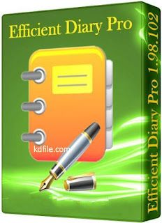 efficient diary old version