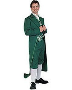 St Patricks Day Deluxe Leprechaun Adult