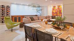 A arquiteta Marina Dubal preferiu usar persianas para dar mais conforto aos moradores (Henrique Queiroga/Divulgação)