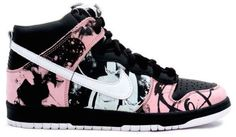 big sale a619d 31180 Nike Dunk High Pro SB Unkle Dunkle Futura Nike Outfits, Sport Outfits, Nike  Shoes