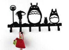 Amazon - Totoro Wall Hook