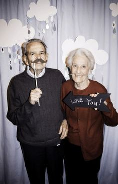 old people love