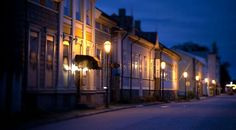 Vanhan kaupungin ravintola, Isokatu Kokkola